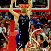 Throwing it down at NC State