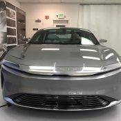 Lucid concept car