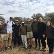 Safari guides
