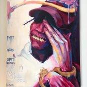 Travis Scott by Mike Robbins