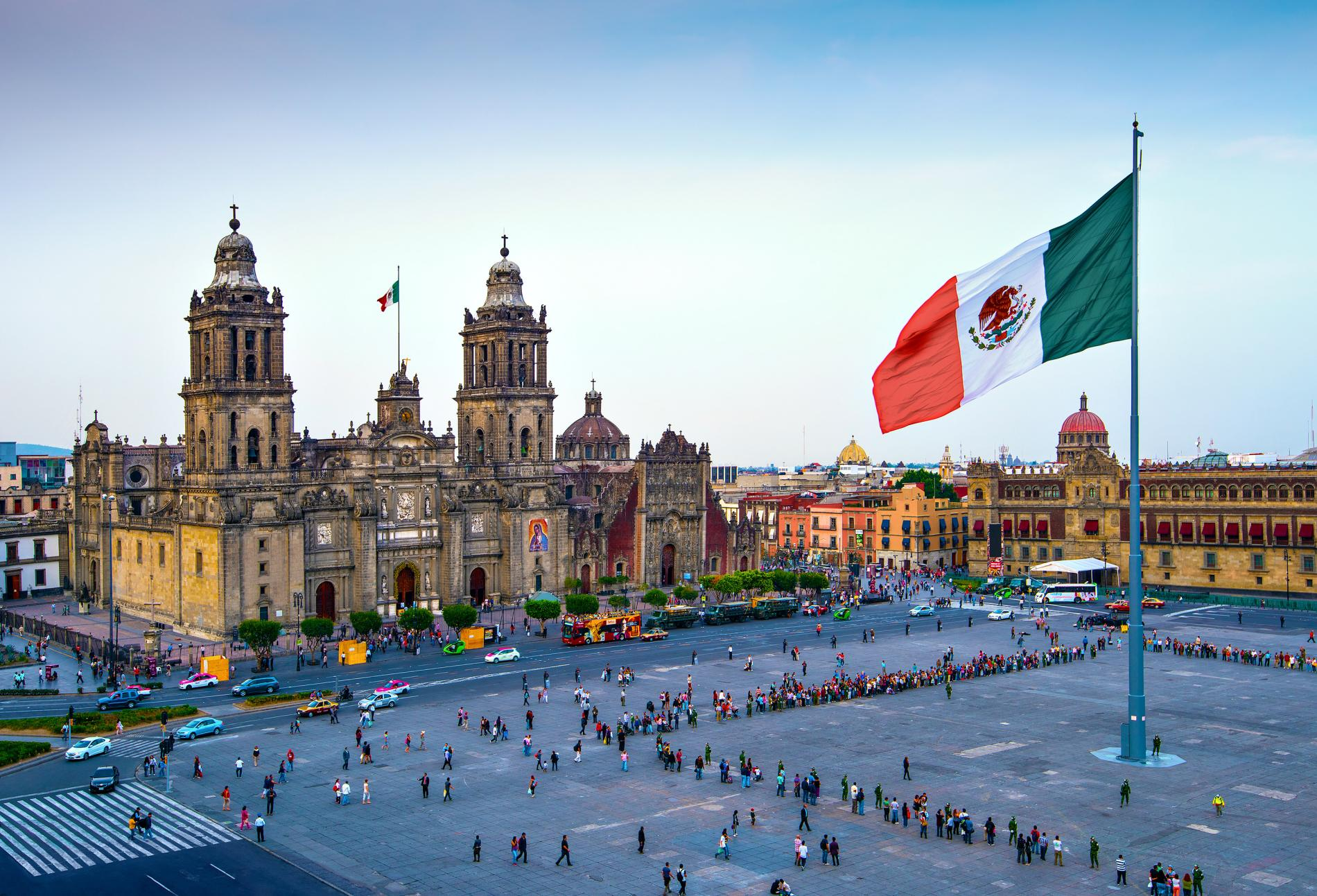 The Case for Mexico City